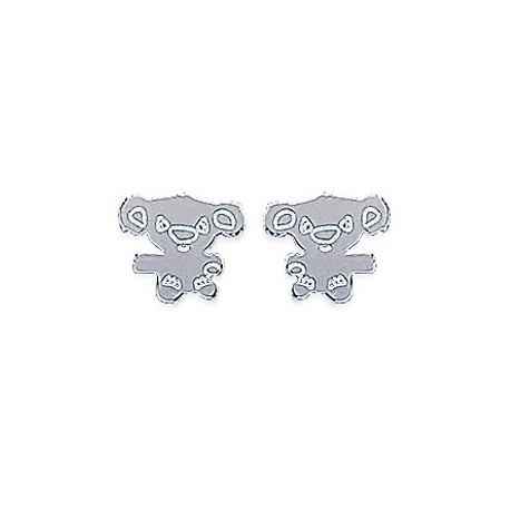Boucles d'oreilles en Argent 925°°°