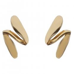 Boucles d'oreilles Plaqué Or 18 carats